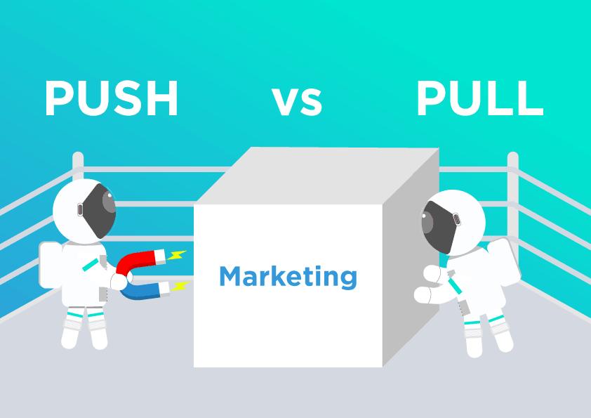 Push vs Pull Strategy