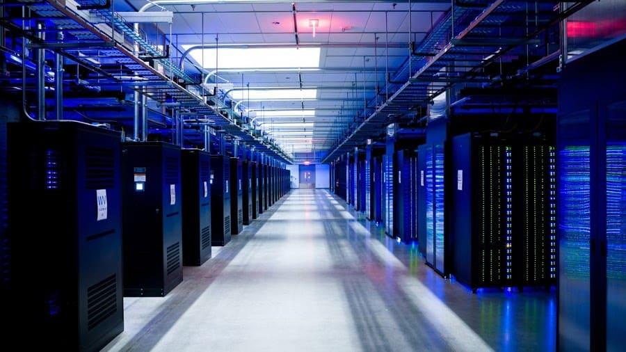 Server building