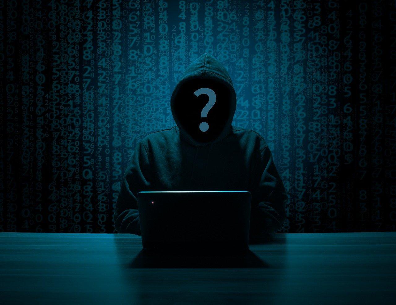 hacker question mark