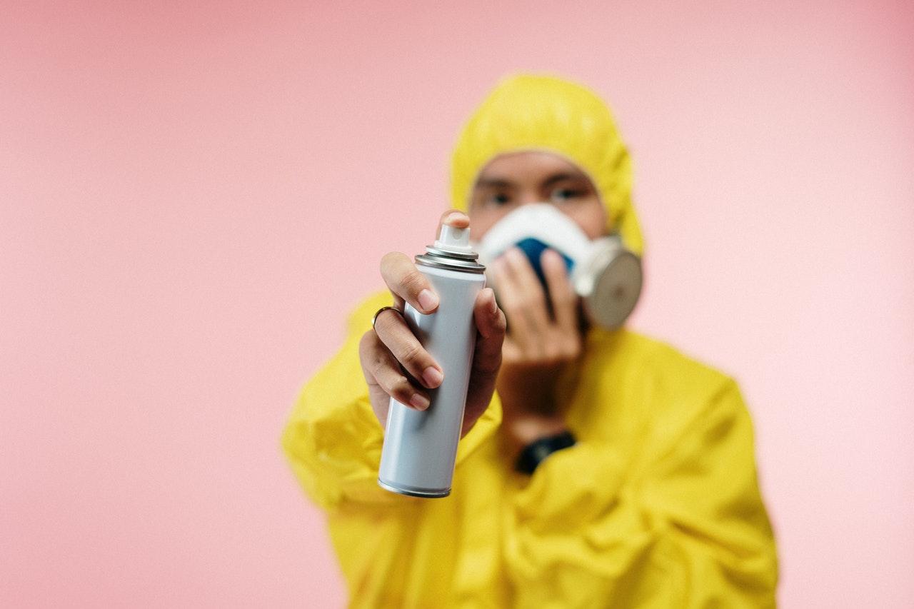 diy spray man